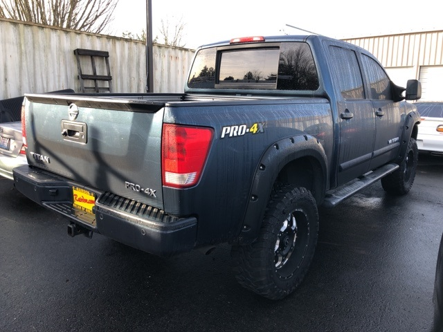 Pre-Owned 2014 Nissan Titan PRO