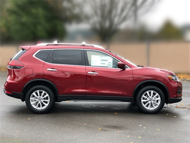 New 2020 Nissan Rogue SV 4D Sport Utility in Auburn # ...