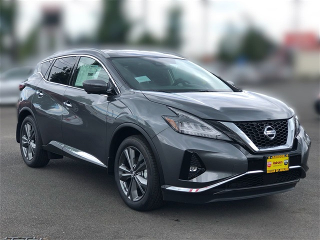 New 2019 Nissan Murano Platinum With Navigation & AWD | Black Friday Door Buster