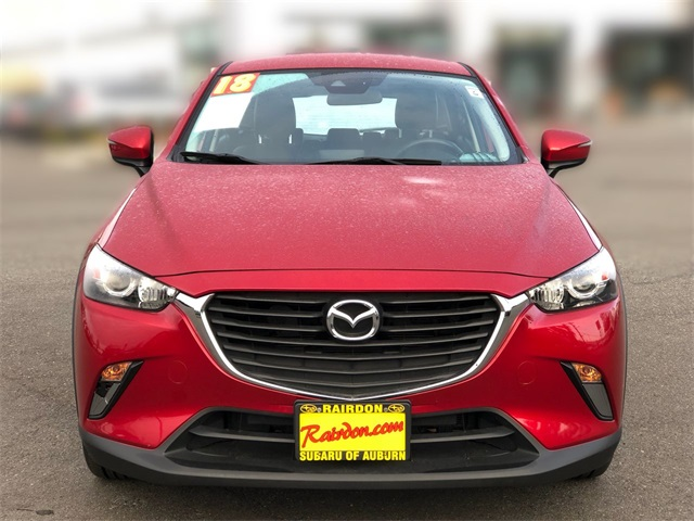 Pre-Owned 2018 Mazda CX-3 Touring