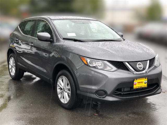 New 2019 Nissan Rogue Sport S AWD | Black Friday Door Buster