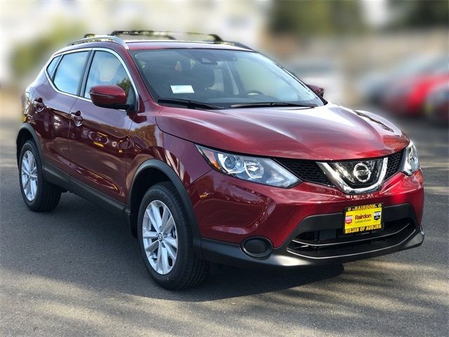 New 2019 Nissan Rogue Sport SV AWD | Black Friday Door Buster