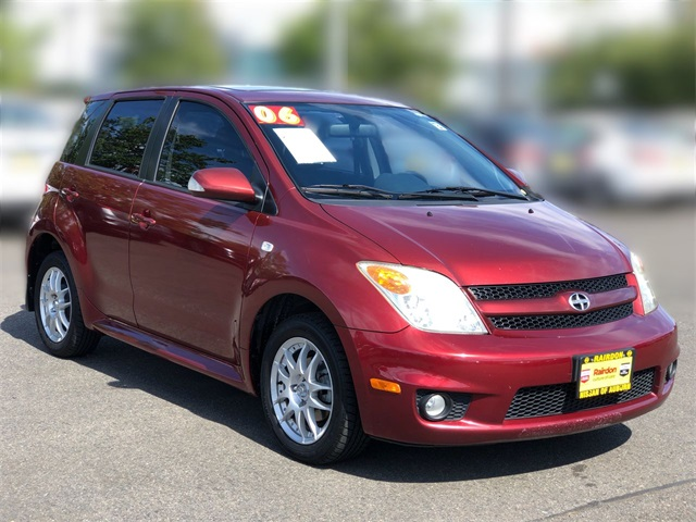 Pre-Owned 2006 Scion xA Base