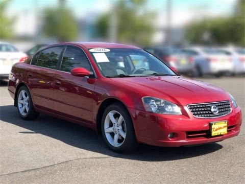 Pre-Owned 2006 Nissan Altima 3.5 SE