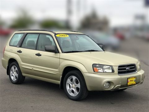 Pre-Owned 2003 Subaru Forester 2.5XS